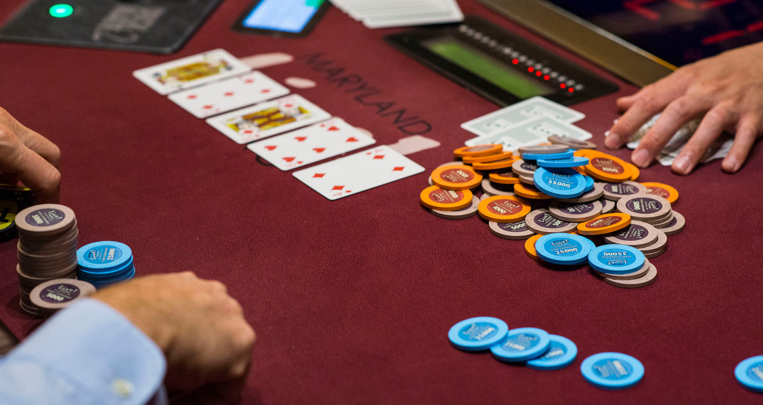 Play the engaging game through online casino